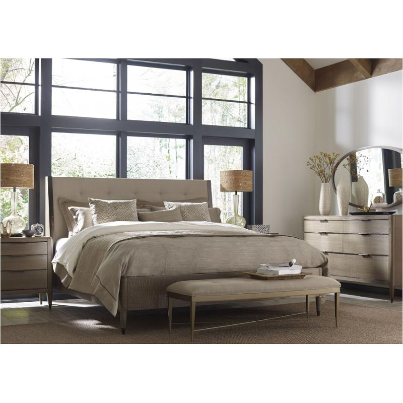 603-316 American Drew Furniture Modern Classics Samuel King Platform Bed