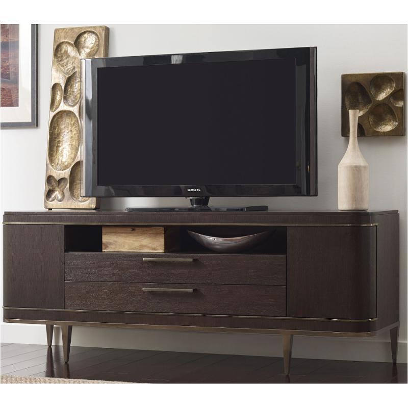 603 586 American Drew Furniture Modern Classics Bates Entertainment Console