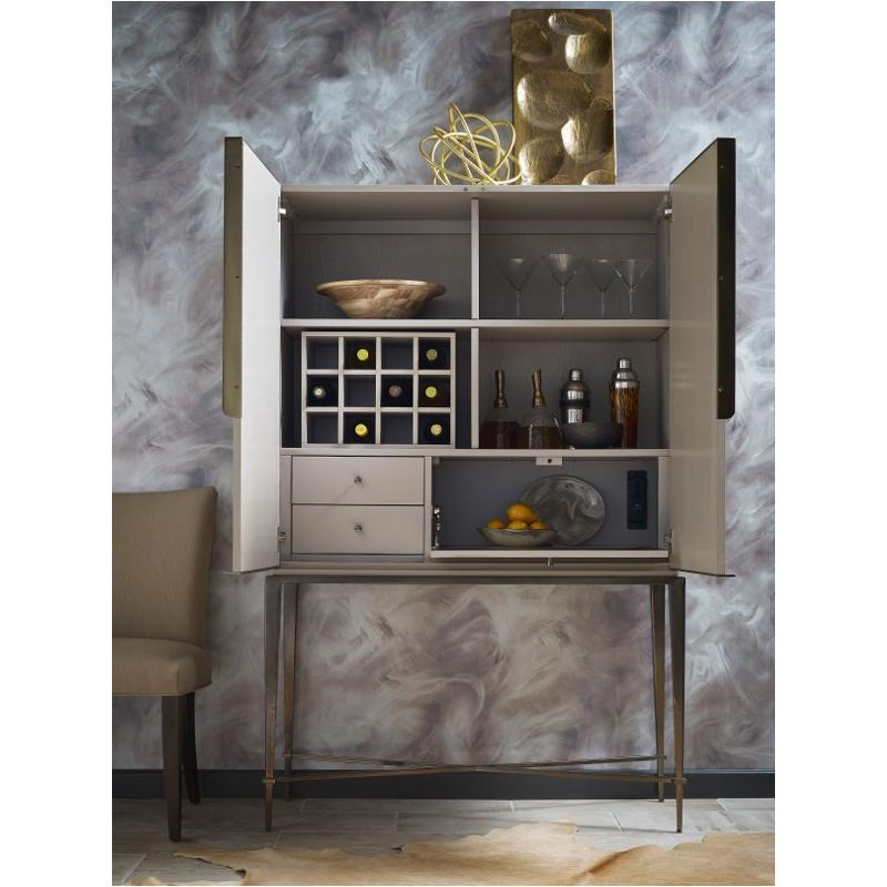 603 891 American Drew Furniture Lodi Bar Entertainment Unit