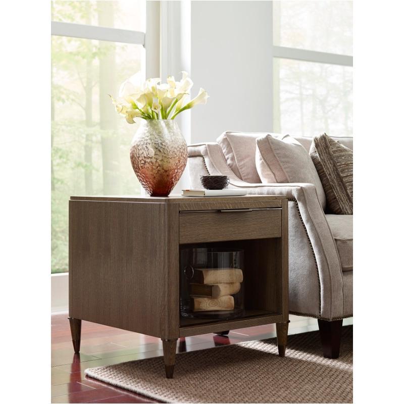 603 915 American Drew Furniture Dixon Drawer End Table