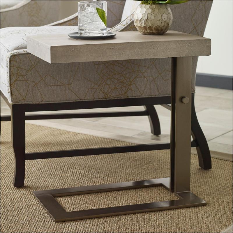 603 917 American Drew Furniture Blaine Chairside Table