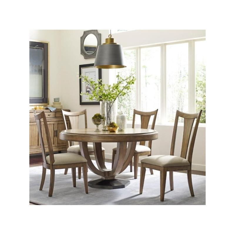 509-701 American Drew Furniture Evoke Round Dining Table