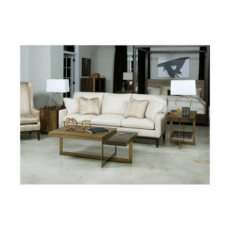 600 910 American Drew Furniture Rectangular Cocktail Table