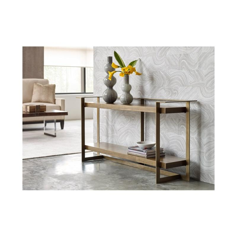 600-926 American Drew Furniture Modern Organics Console Table