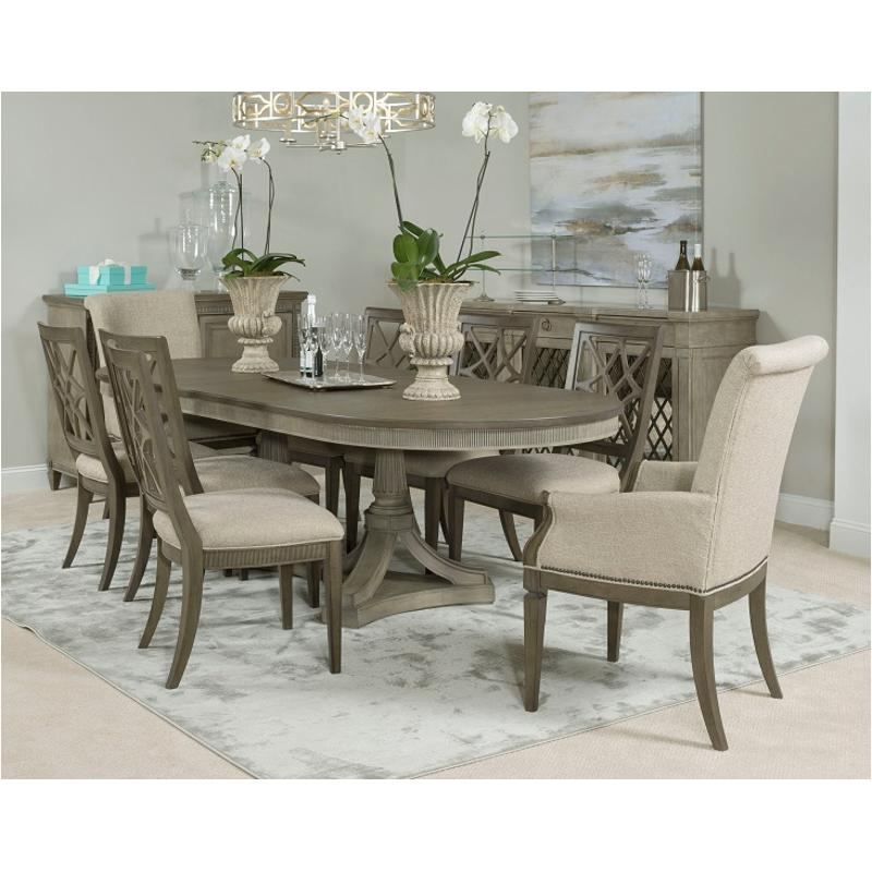 654 744 American Drew Furniture Savona Dining Room Dining Table
