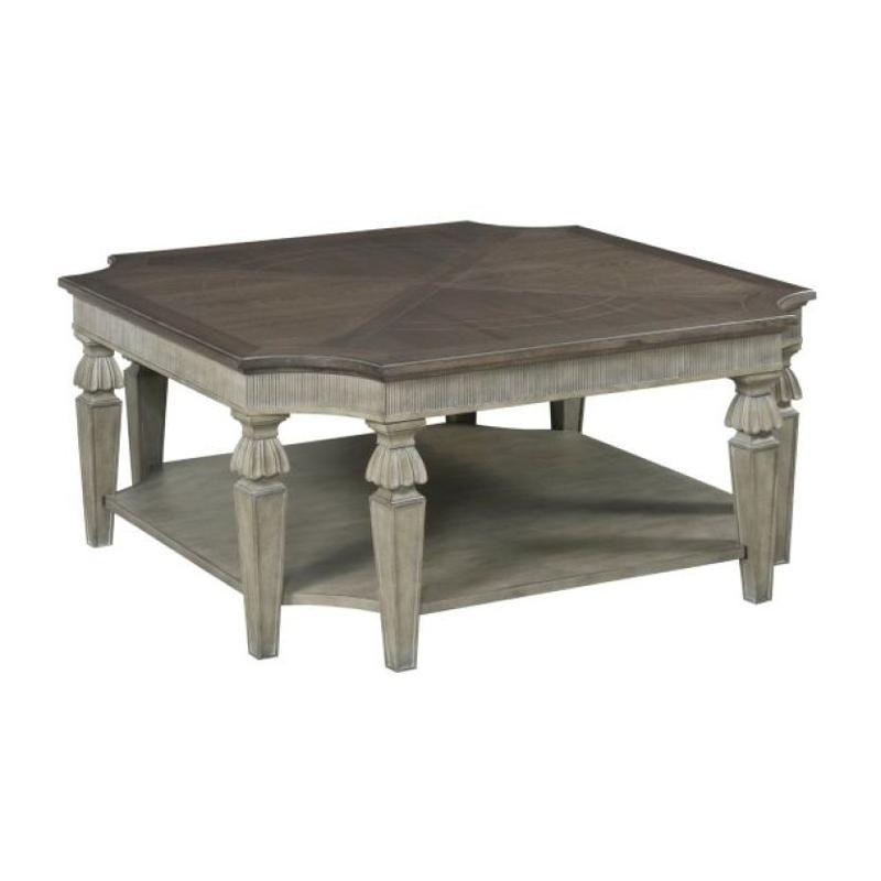 654 912 American Drew Furniture Savona Square Cocktail Table