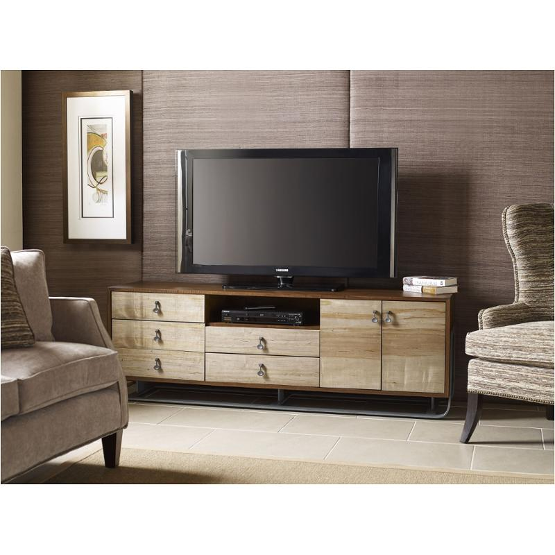 . 700 585 American Drew Furniture Modern Synergy Panorama Tv Console