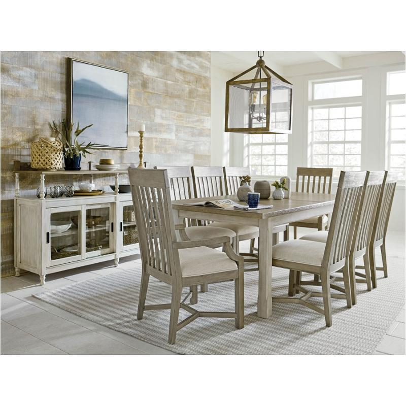 750 744 American Drew Furniture Litchfield Dining Room Table