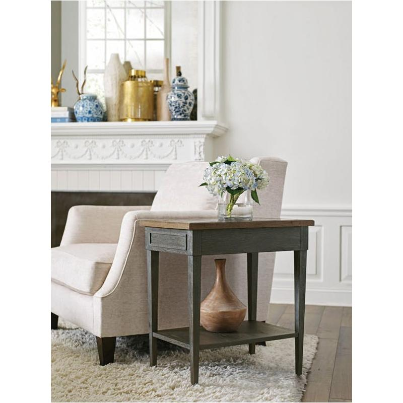 848-916 American Drew Furniture Ardennes Chair Side Table