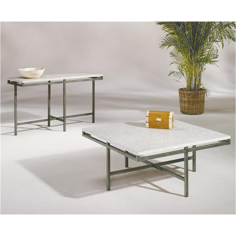 T Hammary Furniture East Park Square Cocktail Table - East park coffee table