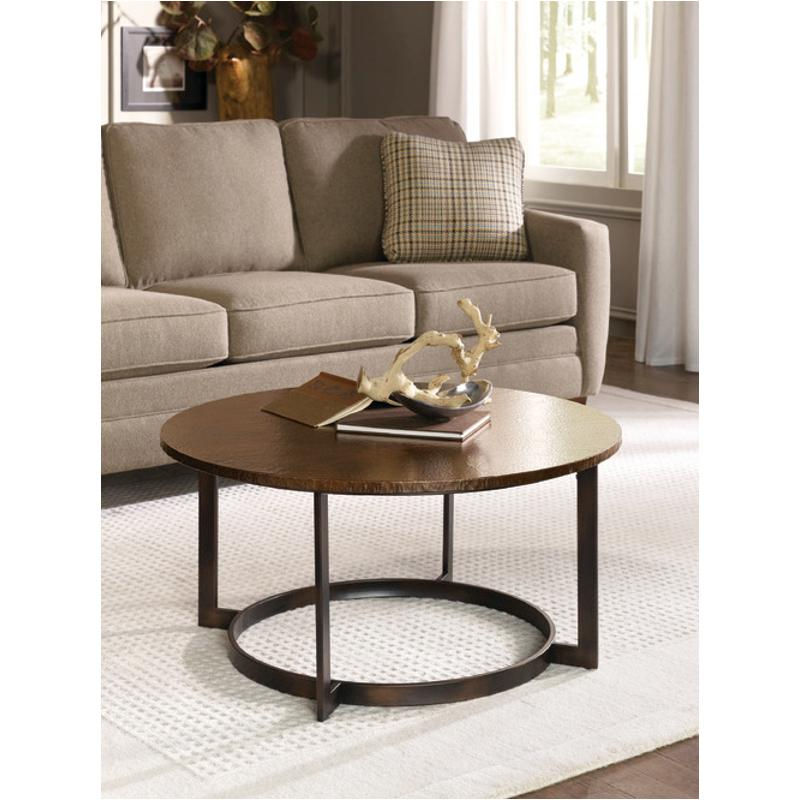 T2063205 00 Hammary Furniture Nueva Round Cocktail Table