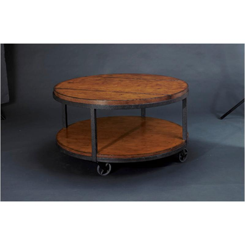 T2075205 00 Hammary Furniture Baja Living Room Cocktail Table