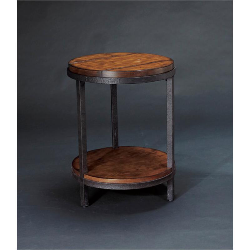 T2075235 00 hammary furniture baja living room round end table for Baja furniture