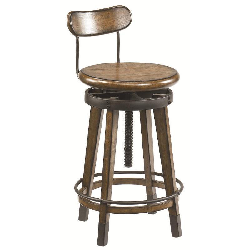 Superb 166 948 Hammary Furniture Studio Home Adjustable Stool Pabps2019 Chair Design Images Pabps2019Com