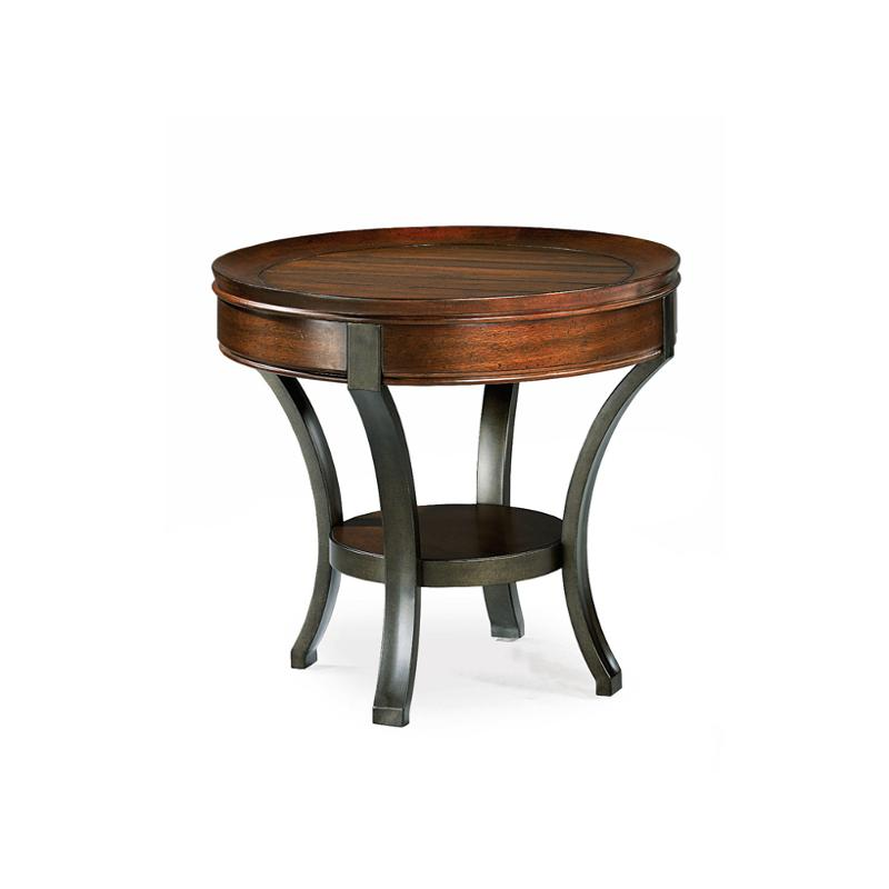 197 917 Hammary Furniture Sunset Valley Round End Table