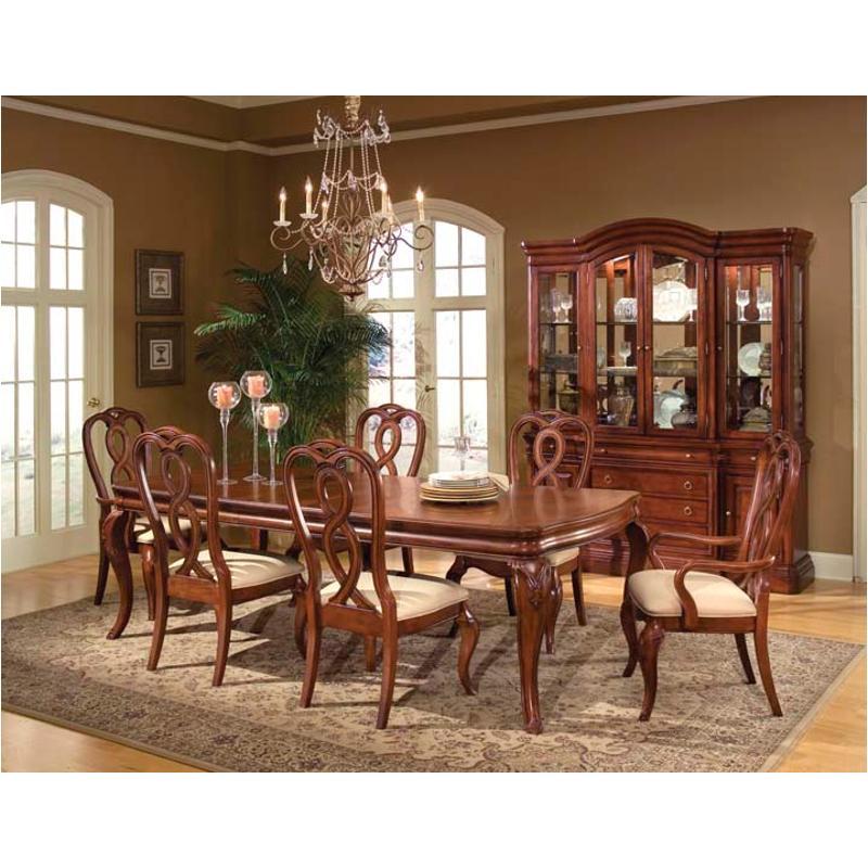 200-222 Legacy Classic Furniture Vintage Leg Ext. Table