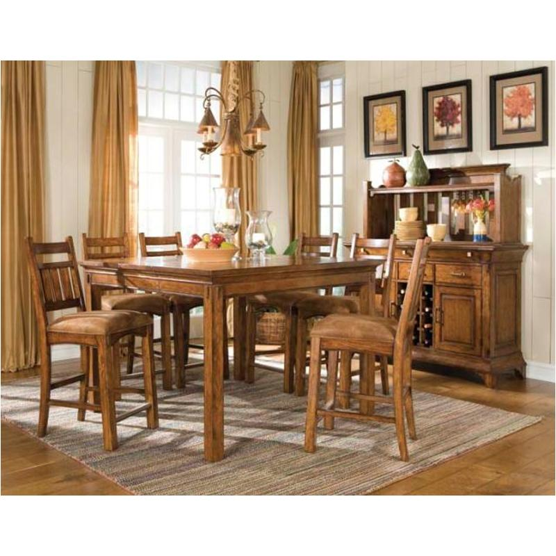 746 920 Legacy Classic Furniture Sausalito Dining Room Counter Height Table