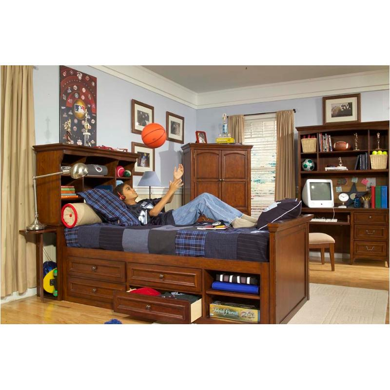 490 9100 Legacy Classic Furniture American Spirit Bed