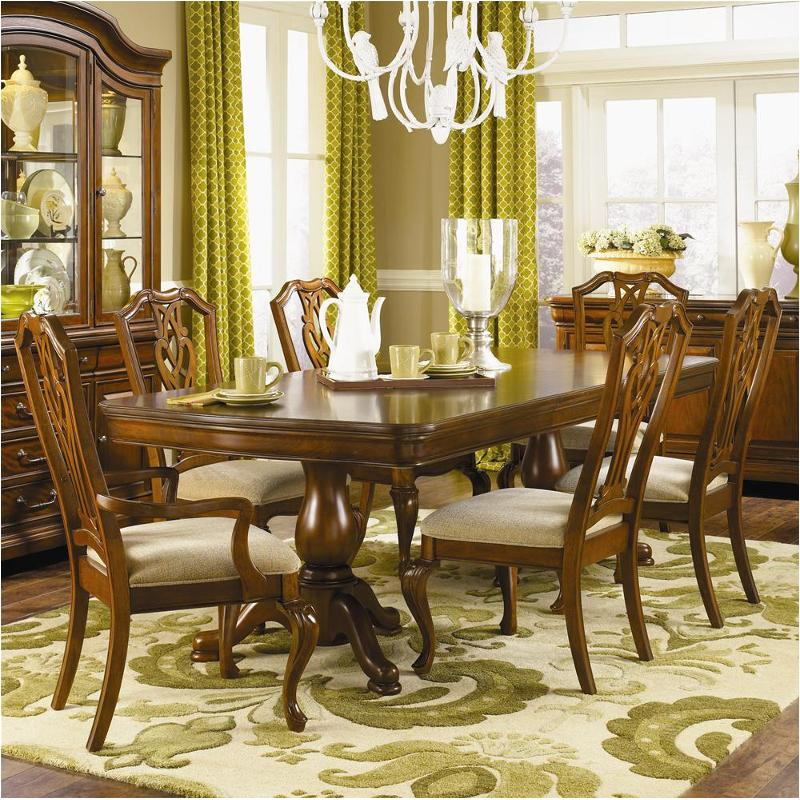 9180 622 t legacy classic furniture evolution dining table for Legacy classic dining table