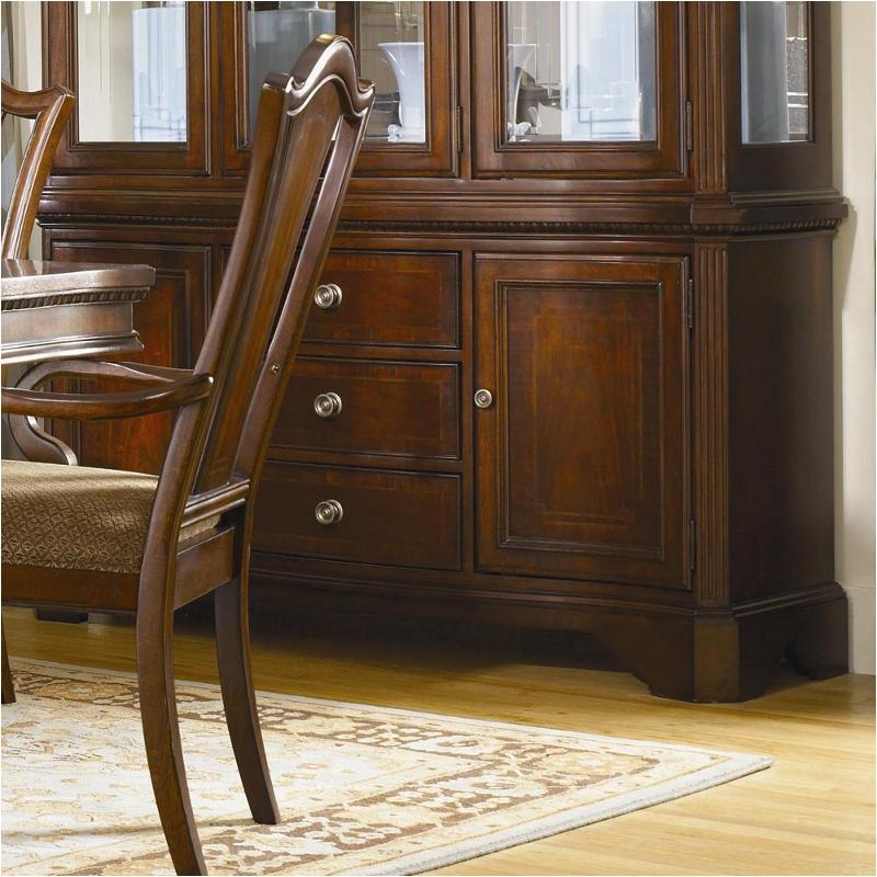 American Tradition Furniture Collection: 9350-270 Legacy Classic Furniture American Traditions Buffet
