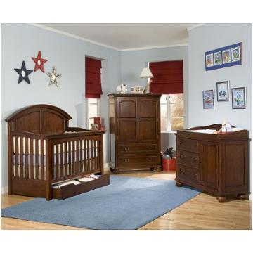 490-7501 Legacy Classic Furniture American Spirit Kids Room Crib