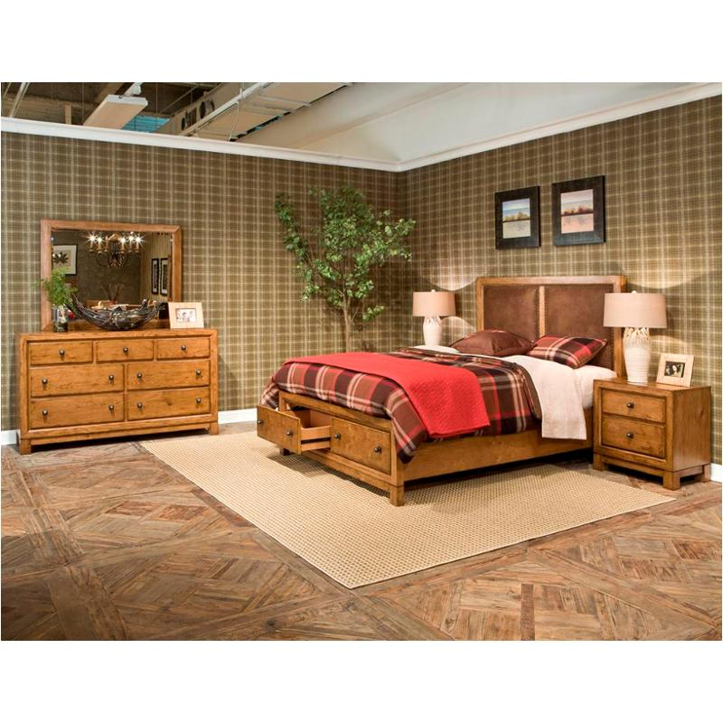 2700-4805-st Legacy Classic Furniture Logan Bed