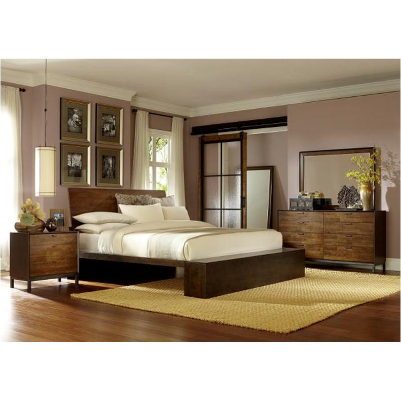 3600 4755 Legacy Classic Furniture Kateri Queen Platform Bed