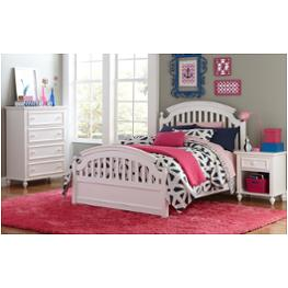 Bon Legacy Classic Furniture Academy White