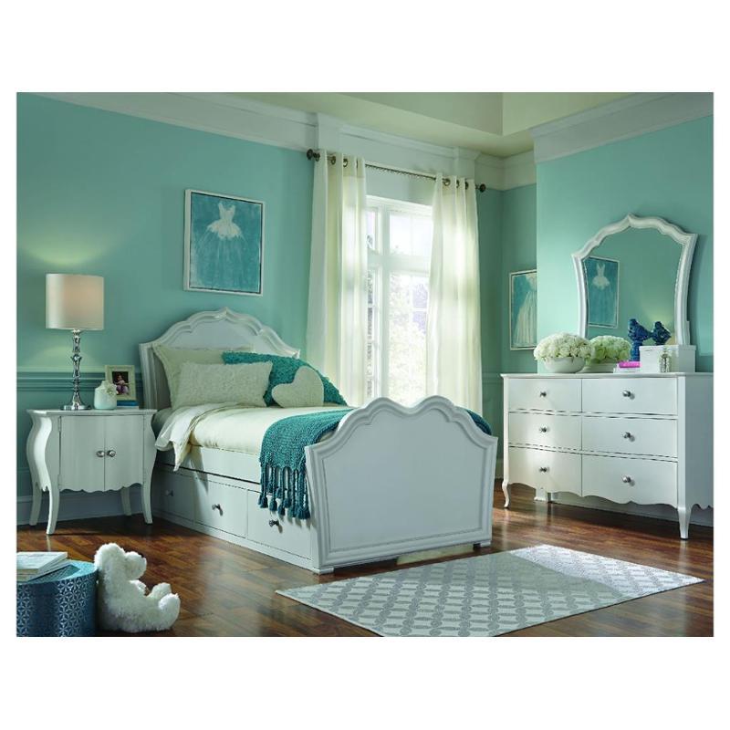 5930 4103st Legacy Classic Furniture Tiffany Kids Room Bed