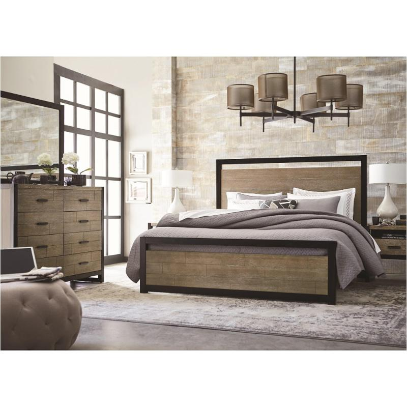 4660 4105 Legacy Classic Furniture Helix Queen Panel Bed