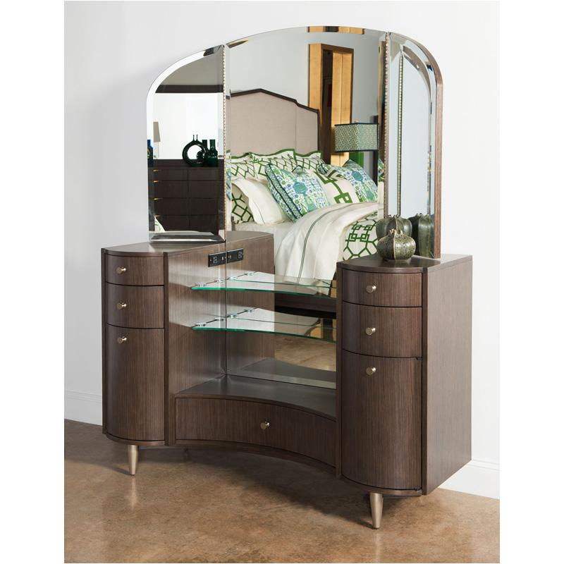 legacy bedroom furniture 6020 0700 legacy classic furniture soho vanity tri fold mirror 12075