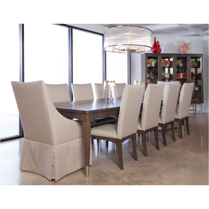 6020 223 Legacy Classic Furniture Soho Dining Room Dining Table