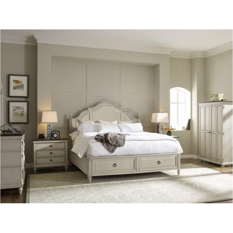 6401 4105 St Legacy Classic Furniture Brookhaven Queen Panel Bed St