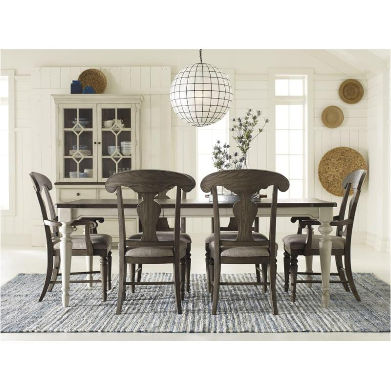 6400 221 Legacy Classic Furniture Brookhaven Dining Room Dining Table