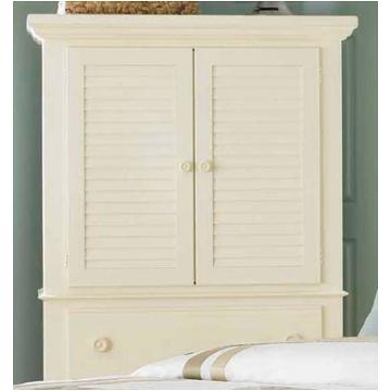 4961 12 Broyhill Furniture Pleasant Isle Bedroom Door Chest