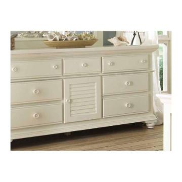 4961 30 Broyhill Furniture Pleasant Isle Bedroom Door Dresser