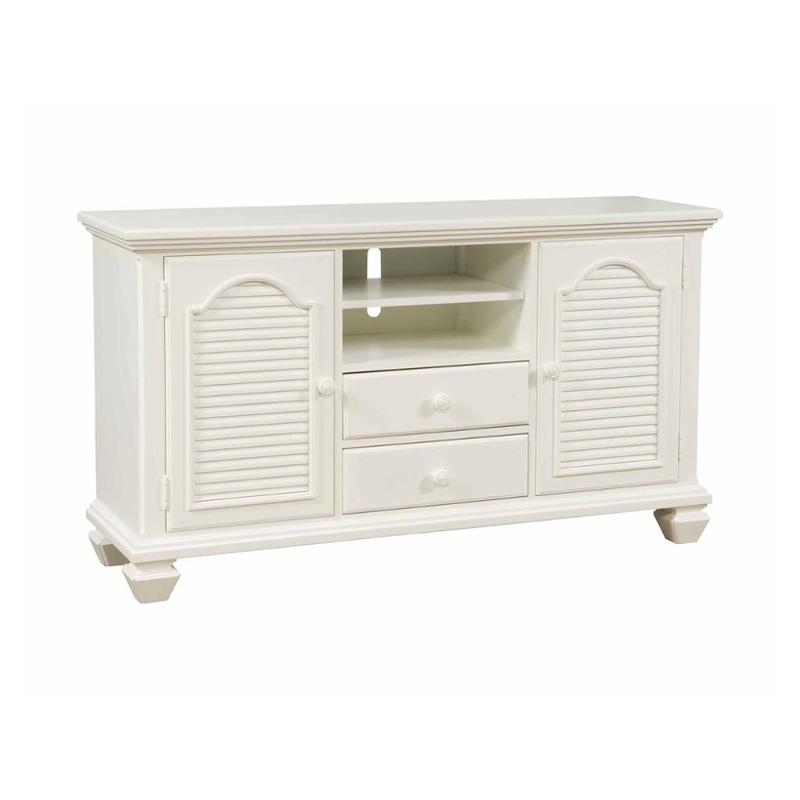 4024 057 Broyhill Furniture Mirren Harbor Home Entertainment Tv Console