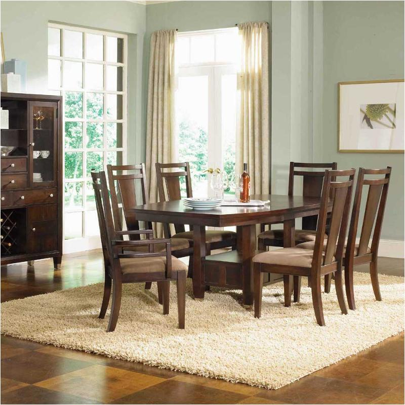 Broyhill Dining Room Table: 5312-31 Broyhill Furniture Dining Table With Extension Legs
