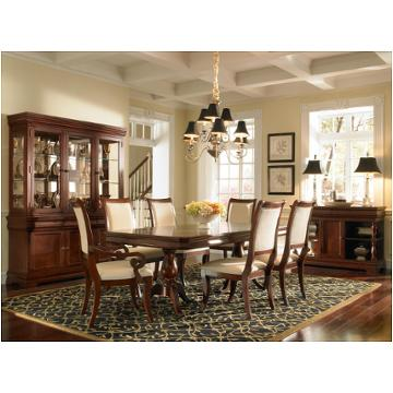 4310-540 Broyhill Furniture Nouvelle Double Pedestal Table