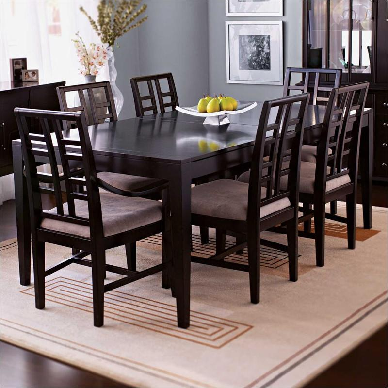 4444 542 broyhill furniture perspectives storage dining table. Black Bedroom Furniture Sets. Home Design Ideas