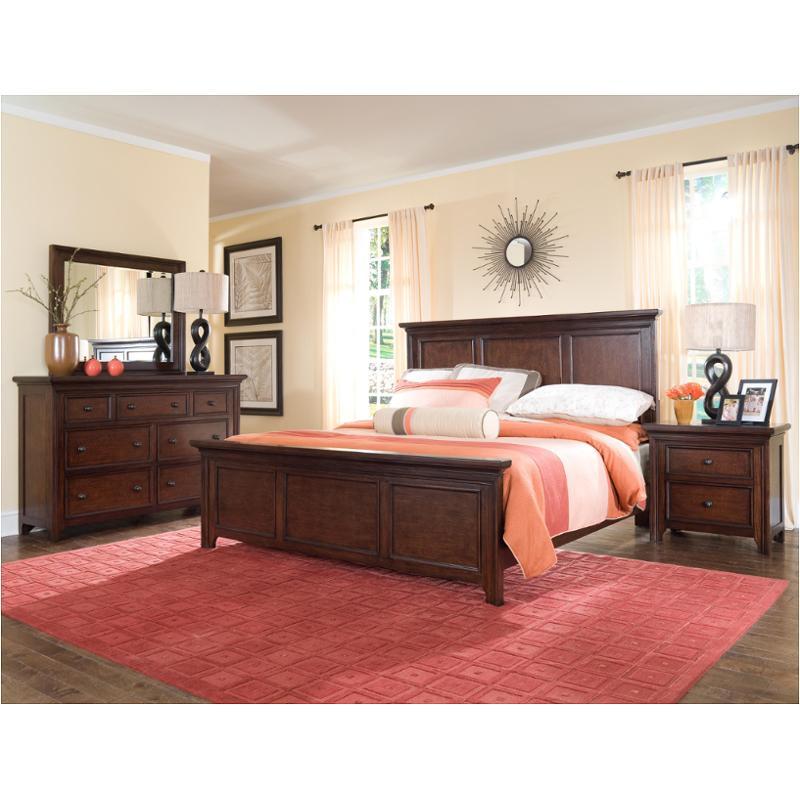 4880 256 Broyhill Furniture Abbott Bay Bedroom Bed