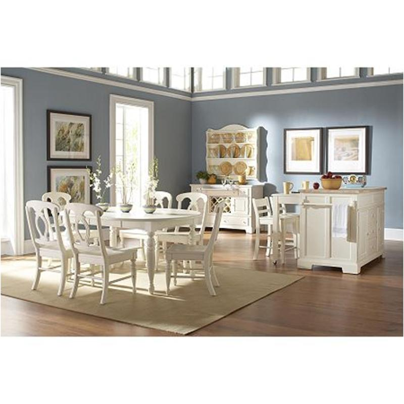 Genial 5207 100 Broyhill Furniture Colors Cuisine   Buttermilk Finish Dining Room  Dining Table