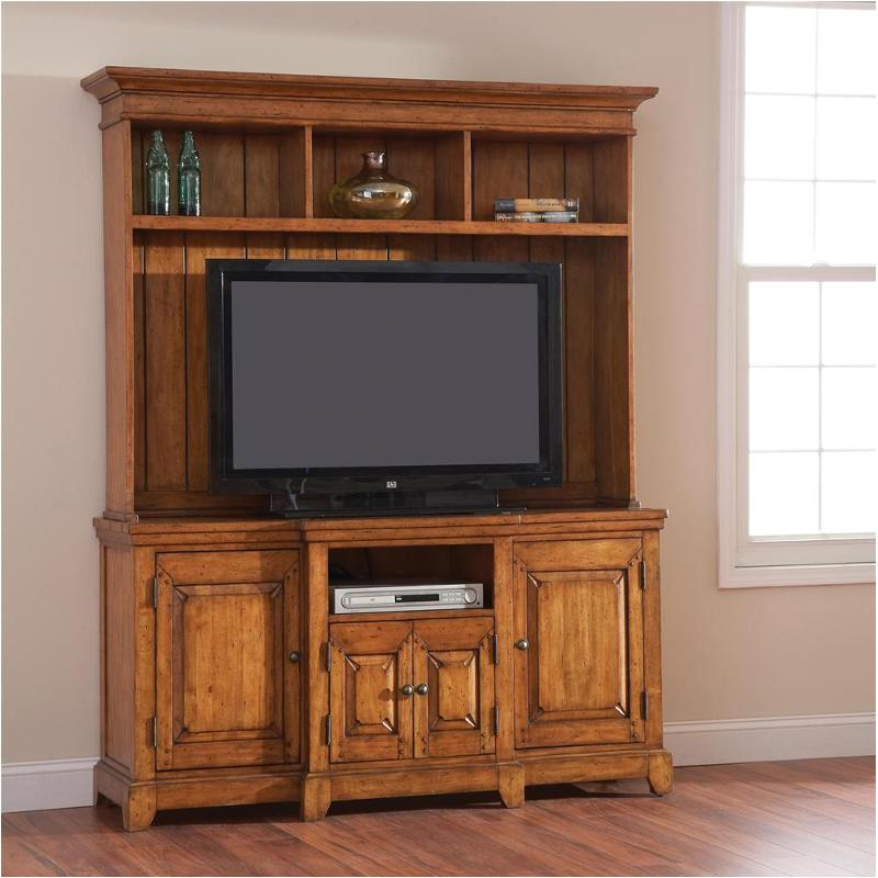 4177 058 Broyhill Furniture Attic Heirlooms Heritage Home Entertainment  Entertainment Center