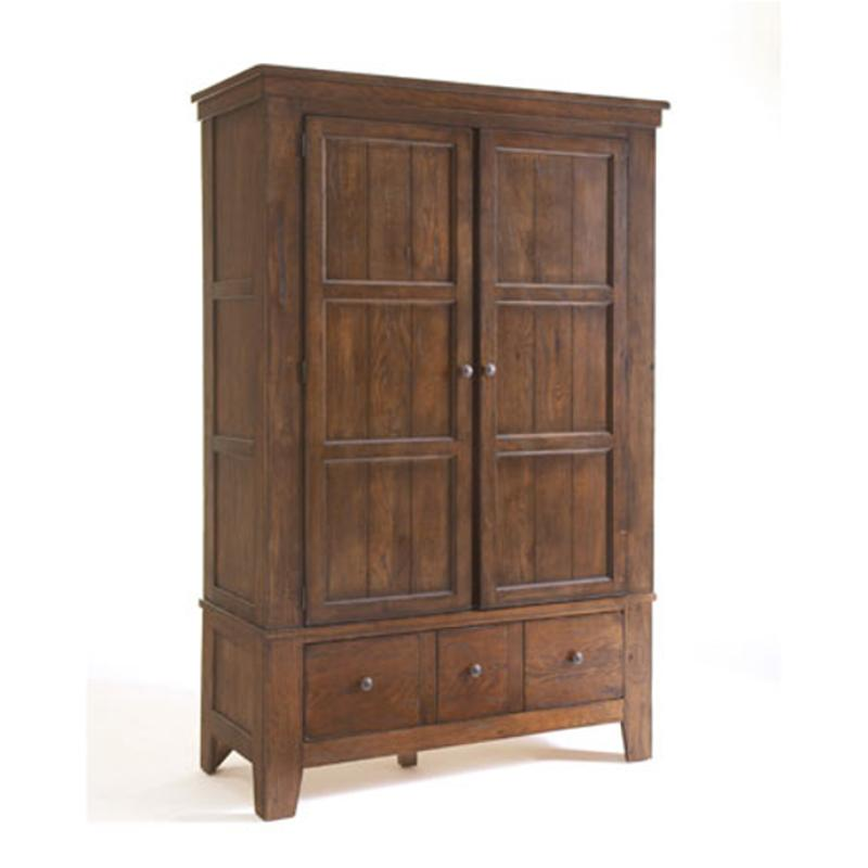 4397 44s Broyhill Furniture Attic Heirlooms Armoire Stain
