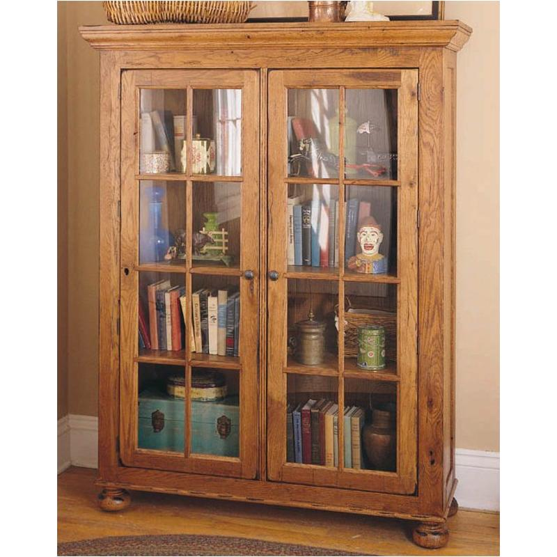 3397 12s Broyhill Furniture Attic Heirlooms Home Office Bookcase