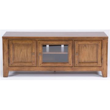 3597 81s Broyhill Furniture Entertainment Console Stain