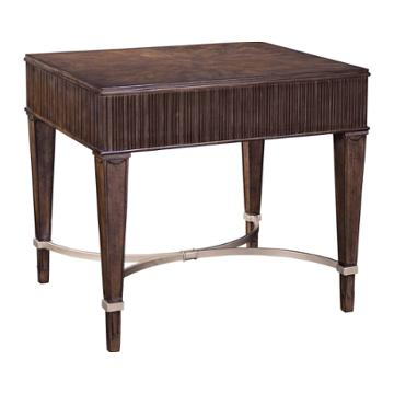 4860 002 Broyhill Furniture Cashmera Living Room End Table