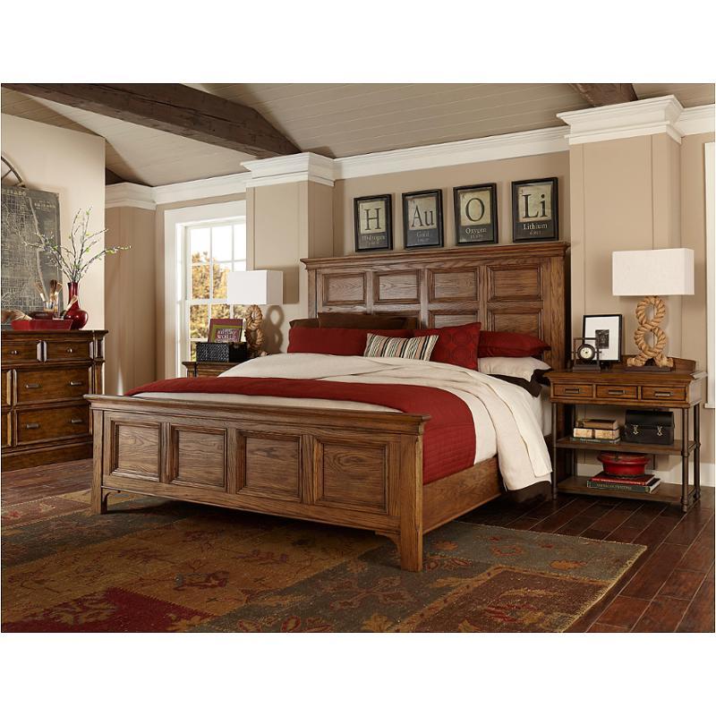 4808 274ck Broyhill Furniture King California King Panel Bed Ck