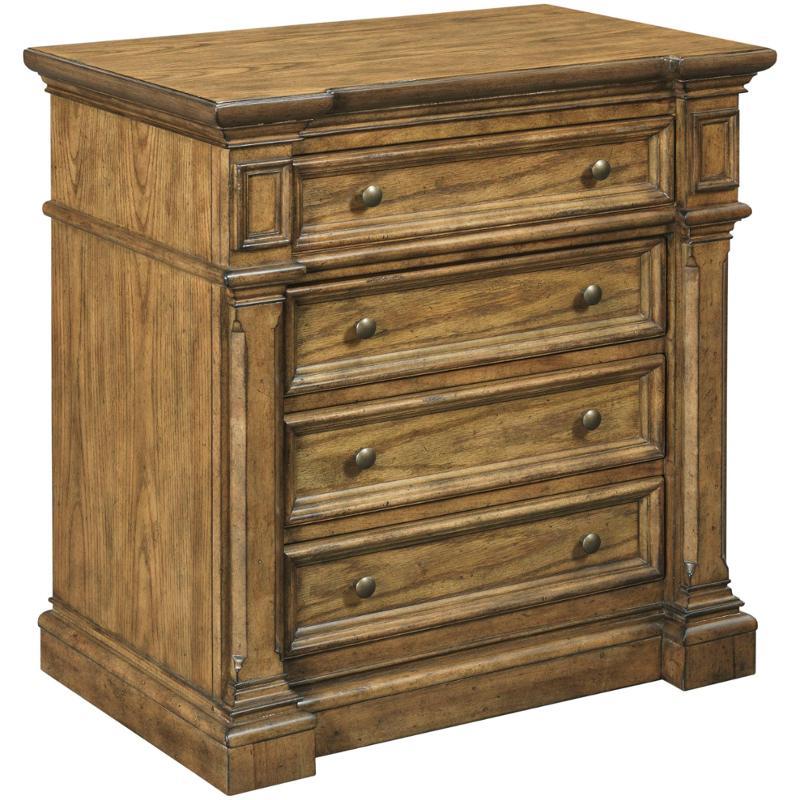 4808 293 Broyhill Furniture 4 Drawer Nightstand