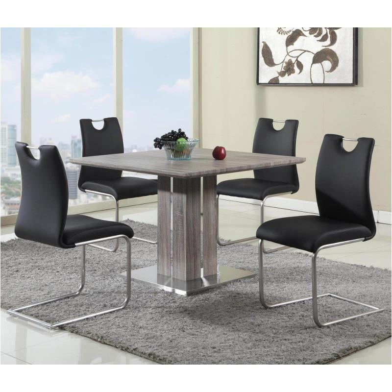 Ordinaire Carina Dt Drk T Chintaly Imports Furniture Carina Carina Dining Table    Gray Wash